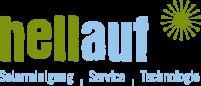 hellauf – Solarreinigung, Service, Technologie Logo